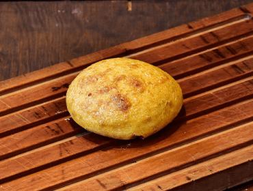 ナチュールのパン(天然酵母人参バンズ)